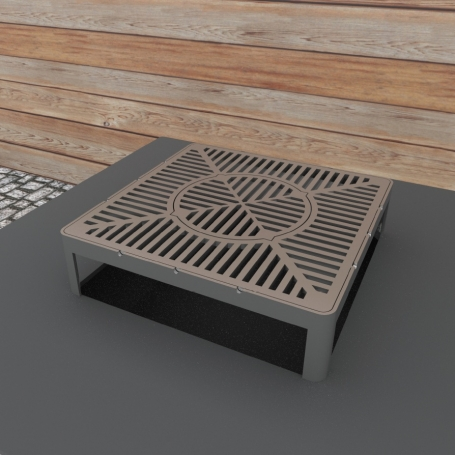 3-in-1 - Grill